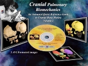 Cranial Motion Vol. 1: Cranial Pulmonary Biomechanics